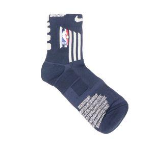 New Nike 2XL Detroit Pistons Team Issue Socks Blue